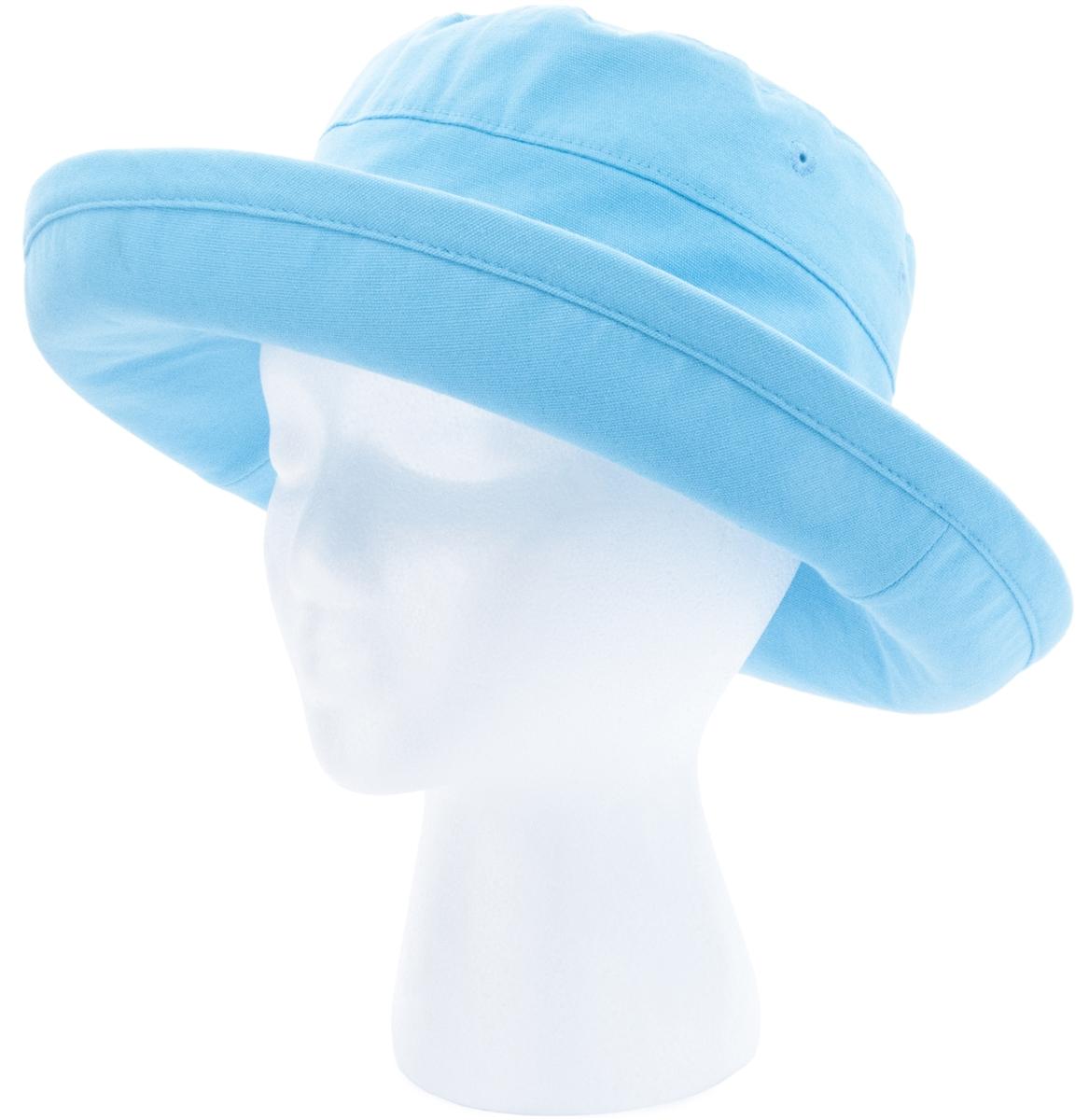 Women s Classic Bucket Hat - Teal Blue UPF 50+ 50ed763a227