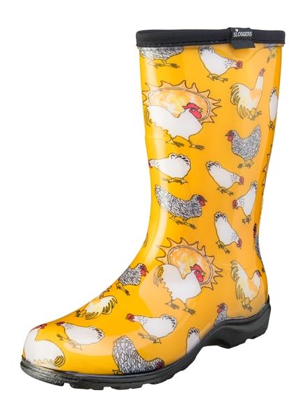 Original Sloggers HOPE Print Womenu0026#39;s Rain Boots - Made In The USA