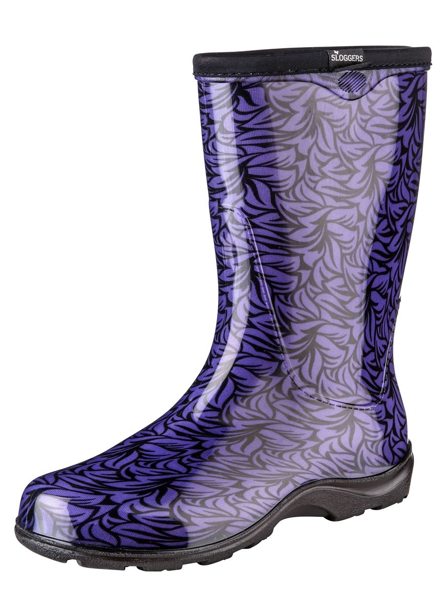 Fashion Rain Boots by Sloggers. Waterproof, comfortable and fun ...