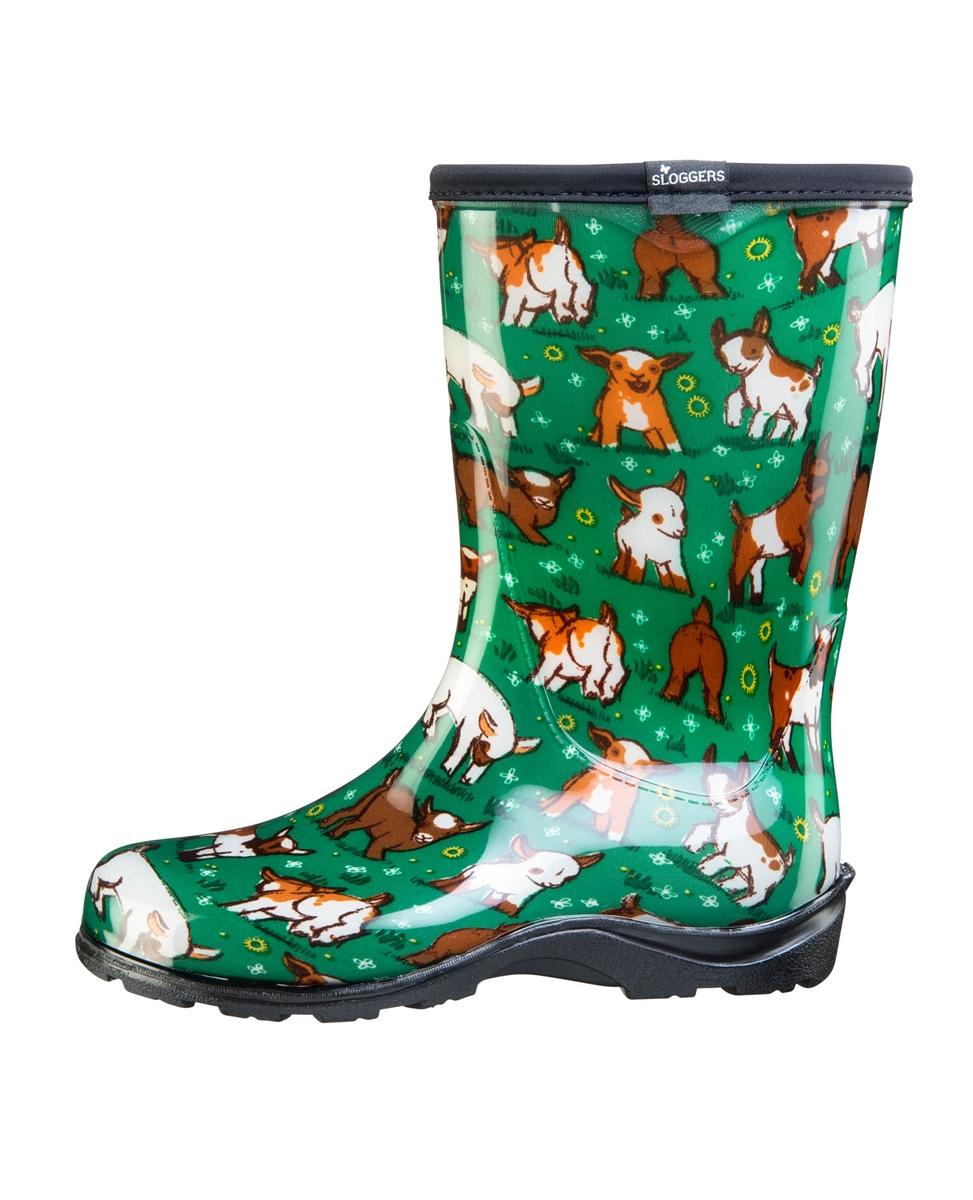 Fashion Rain Boots By Sloggers Waterproof, Comfortable -8301