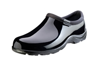 Women's Waterproof Comfort Shoes - Solid Black