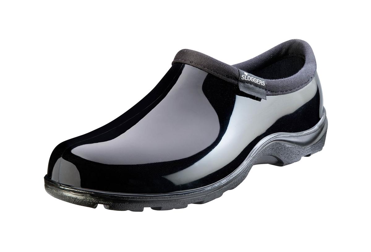 Women's Rain \u0026 Garden Shoes - Classic Black