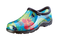 Women's Waterproof  Comfort Shoes - Midsummer Blue