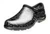 Sloggers Women's Rain & Garden Shoe in Casual Floral Gray
