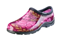 Sloggers Women's Rain & Garden Shoe in Spring Surprise Rose