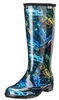 Rainbow City Fashion Rain Boot by Sloggers