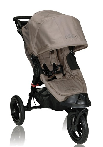 Baby Jogger City Elite Single Stroller 2012 In Sand Bj13257