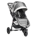 Baby Jogger City Mini GT Single Stroller 2016 in Steel Grey Model 1962757