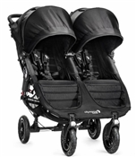 Baby Jogger City Mini GT Double Stroller 2015 in Black - Model BJ16410