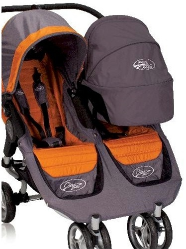 Baby Jogger Raincover GT// Mini Double with Carrycot