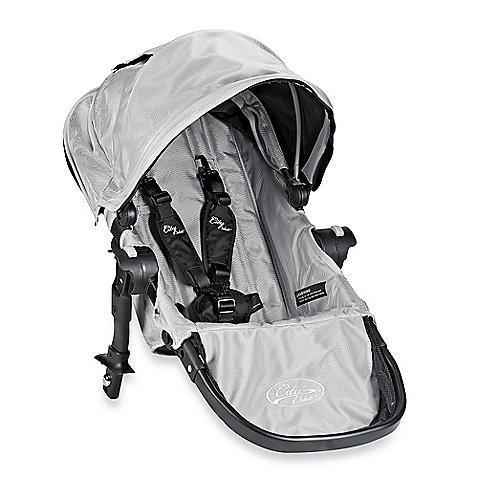 Baby Jogger City Select Seat For Second Child Silver