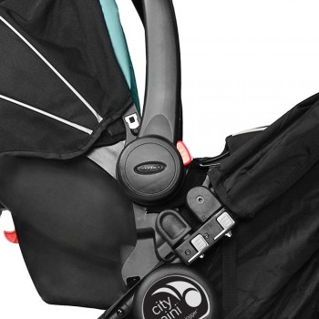 Baby Jogger Graco Click Connect Car Seat Adapter For Single Stroller