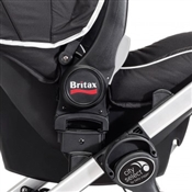 City Select Stroller Britax B-Safe Car Seat Adapter by Baby Jogger