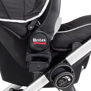 Select Stroller Britax B-Safe Car Seat Adapter by Baby Jogger