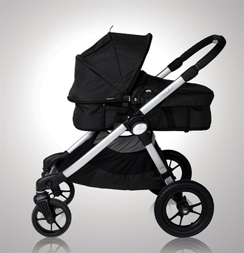 City Select Bassinet in Onyx Black for City Select Stroller by ...
