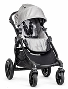 City Select Stroller Silver with Black Frame 2014 - Model BJ23412