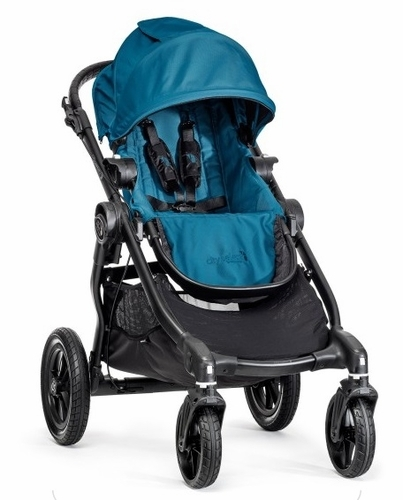 City Select Stroller Teal with Black Frame 2014 - Model BJ23429