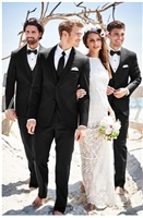 Rental Wedding Suit 472  Slim Fit
