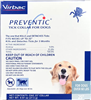 Preventic Tick Collar For Dogs Over 60 lbs, 25''