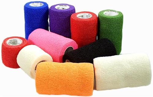 3m Vetrap Bandage Tape Elastic Bandage Wrap Medi Vet