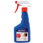 Adams Plus Flea & Tick Spray, 16 oz