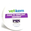 Vet-Kem Clear Fly Repellent Ointment, 2 oz