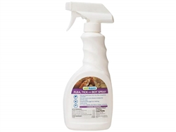 Ovitrol Plus Flea, Tick and Bot Spray, 16 oz.