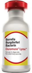 Duramune Lyme Vaccine, 25 Single Doses