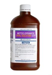 Metoclopramide Oral Solution, 5 mg/5 mL, Pint (473 ml)