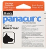 Panacur C (Fenbendazole) Granules 4 Grams, 3 Packets
