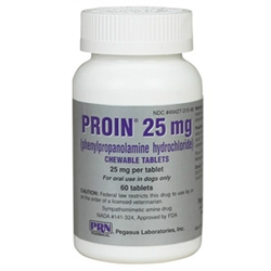 Proin 25 Chewable Tablets, 60 Count