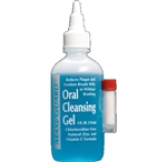MaxiGuard Oral Cleansing Gel, 4 oz.