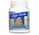 Lipo-Form Chewable Tablets, 50 Tablets