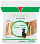 Vet Solutions Enzadent Oral Care Chews for Large Dogs, 30 Count