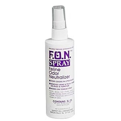 F.O.N. Feline Odor Neutralizer Spray, 8 oz.