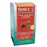 Nemex-2 Suspension [pyrantel pamoate], 2 oz