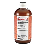 Nemex-2 Suspension [Pyrantel Pamoate], Pint
