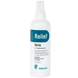 Relief Spray, 8 oz