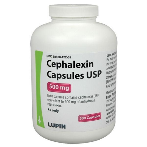 cephalexin l antibiotic for pets | medi-vet, Skeleton