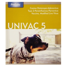 Univac 5, 1 Dose With Syringe