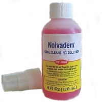 Nolvadent Oral Cleansing Solution, 4 oz Spray