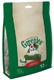 GREENIES Dental Dog Treats, Regular, Original Flavor, 12 Treats, 12 oz
