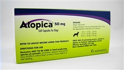Atopica 50mg, 15 Capsules