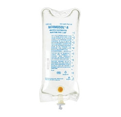 Normosol-R Injection 1000 ml, 12 Bags