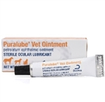 Puralube Vet Ointment Sterile Ocular Lubricant, 3.5g (1/8 oz)