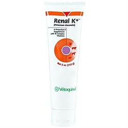 Renal K+ (Potassium Gluconate) Gel, 5 oz