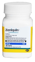 Zeniquin 50mg, 100 Tablets