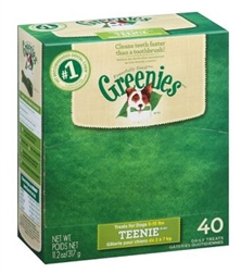 Greenies Teenie Box, 40 Treats
