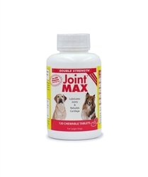 Joint MAX DS (Double Strength) 120 Chewable Tablets