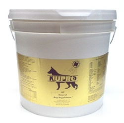 Nupro for Dogs, 20 lb Gold